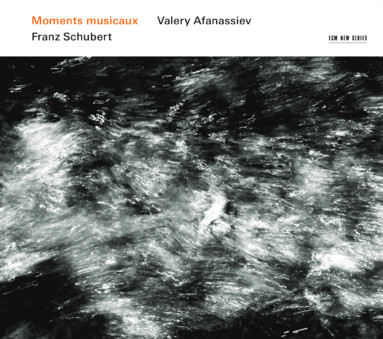CD ECM Records Afanassiev - Schubert: Moments musicaux