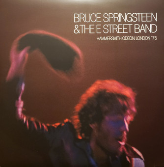 VINIL Universal Records Bruce Springsteen & The E Street Band - Hammersmith Odeon, London 75