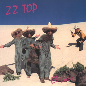 VINIL Universal Records ZZ Top - EL Loco
