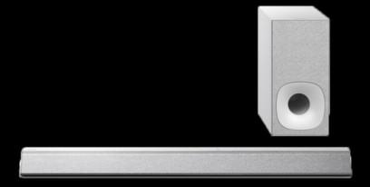 Soundbar Sony HT-CT381S, Subwoofer Wireless, Bluetooth si NFC, 300 W
