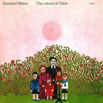 CD ECM Records Eberhard Weber: The Colours Of Chloe