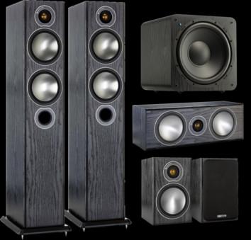 Pachet PROMO Monitor Audio Bronze 5 pachet 5.1