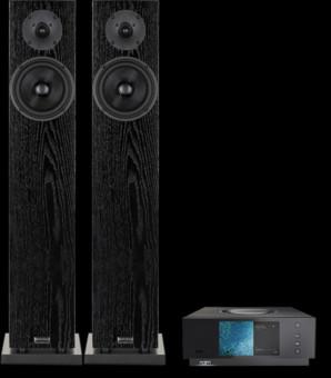 Pachet PROMO Audio Physic Classic 5 + Naim Uniti Atom