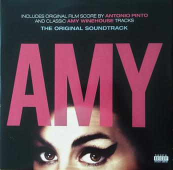 VINIL Universal Records Amy (The Original Soundtrack) - Amy Winehouse, Antonio Pinto