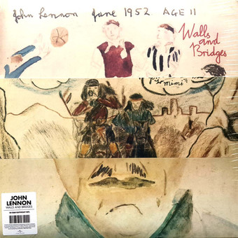 VINIL Universal Records John Lennon - Walls And Bridges