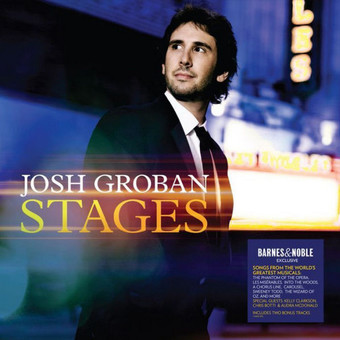 VINIL Universal Records Josh Groban - Stages