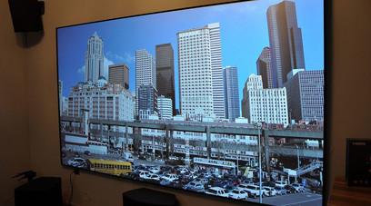 Ecran proiectie Visual Experience ALR-LT fix 4K/3D 16:9