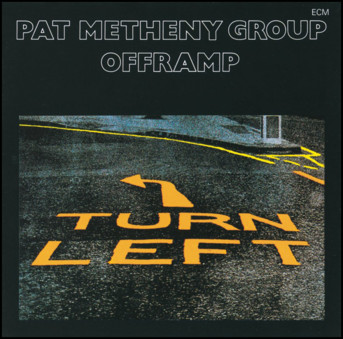 VINIL ECM Records Pat Metheny Group: Offramp