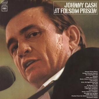 VINIL Universal Records Johnny Cash: At Folsom Prison