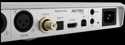 DAC Matrix X-Sabre Pro