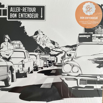 VINIL Universal Records Bon Entendeur - Aller - Retour