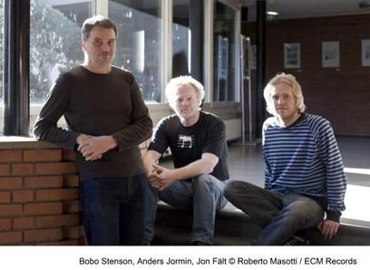 CD ECM Records Bobo Stenson Trio: Contra La Indecision