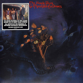 VINIL Universal Records The Moody Blues - On The Threshold Of A Dream