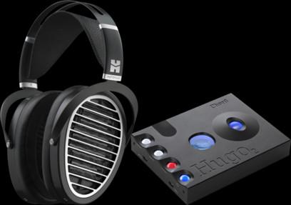 Pachet PROMO HiFiMAN Ananda + Chord Electronics Hugo 2