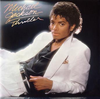 VINIL Universal Records Michael Jackson - Thriller