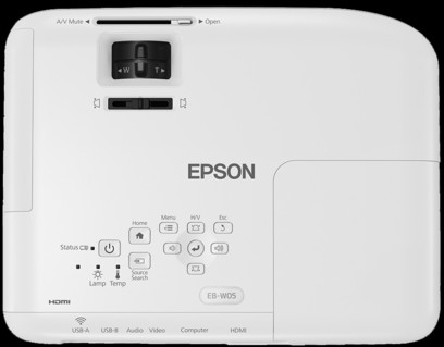 Videoproiector Epson EB-W05