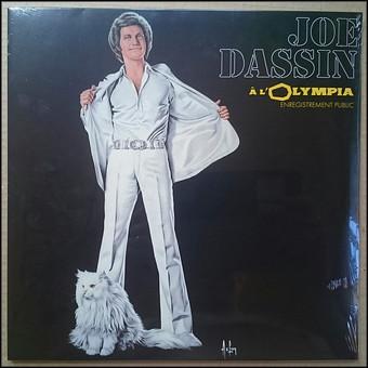 VINIL Universal Records Joe Dassin - A LOlympia Enregistrement Publique