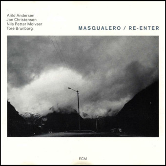 VINIL ECM Records Masqualero: Re-Enter