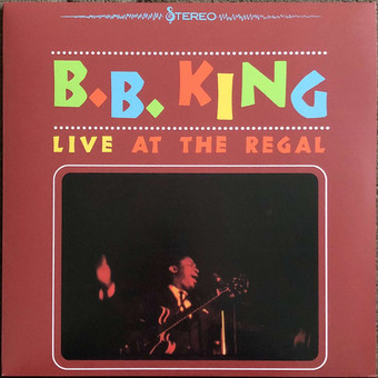 VINIL Universal Records B B King - Live At The Regal