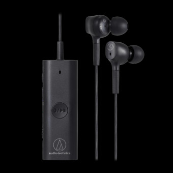 Casti Audio-Technica ANC-100BT Negru