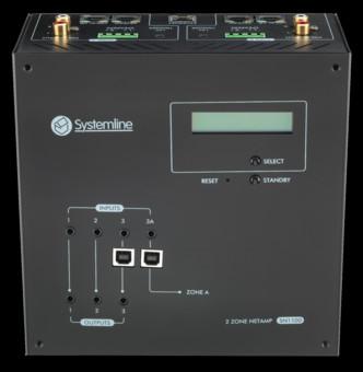 Amplificator Systemline SN1100 Net Amp