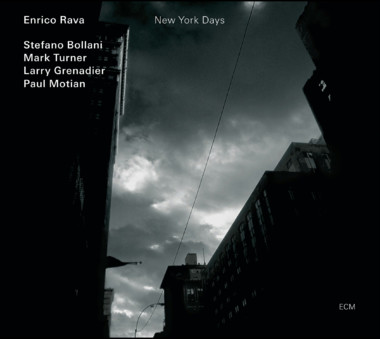 VINIL ECM Records Enrico Rava: New York Days