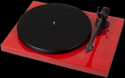 Pickup Pro-Ject Debut Carbon Ortofon 2M-RED