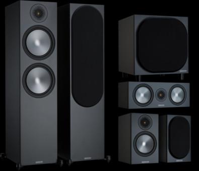 Pachet PROMO Monitor Audio Bronze 500 pachet 5.1
