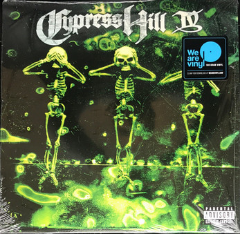 VINIL Universal Records Cypress Hill - IV