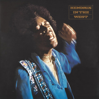 VINIL Universal Records Jimi Hendrix - Hendrix In The West