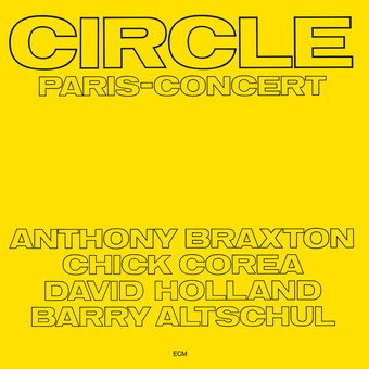 VINIL ECM Records CIRCLE: Paris Concert