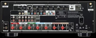 AV Receiver Denon AVR-X2500H