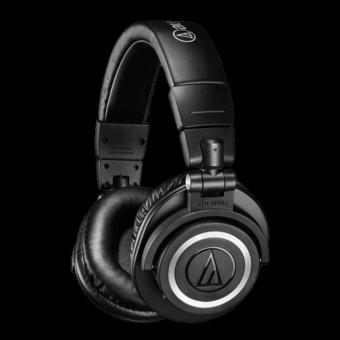 Casti Audio-Technica ATH-M50xBT