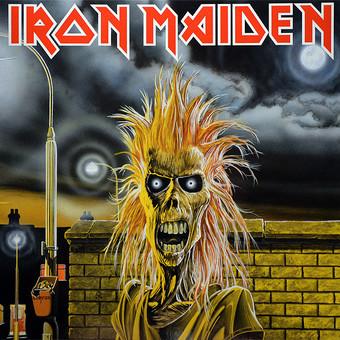VINIL Universal Records Iron Maiden