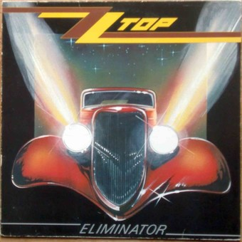 VINIL Universal Records ZZ Top -  Eliminator