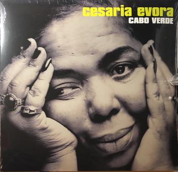 VINIL Universal Records Cesaria Evora - Cabo Verde