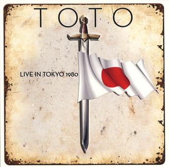 VINIL Universal Records Toto- Live in Tokyo 1980