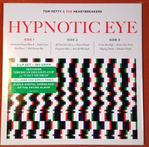 VINIL Universal Records Tom Petty & The Heartbreakers - Hypnotic Eye Deluxe