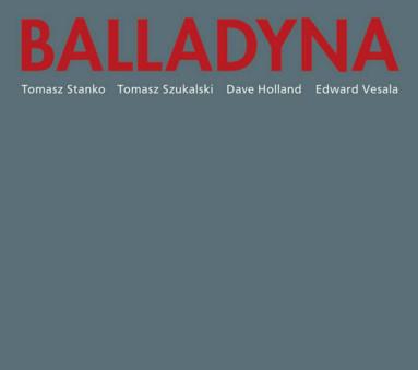 CD ECM Records Tomasz Stanko: Balladyna