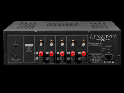 Amplificator Emotiva A-5175 5-Channel Power Amplifier resigilat