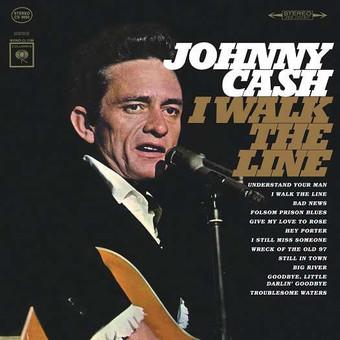 VINIL Universal Records Johnny Cash - I Walk The Line