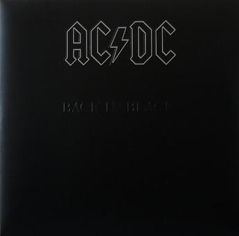 VINIL Universal Records AC/DC - Back In Black