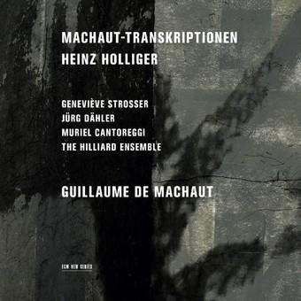 CD ECM Records Heinz Holliger: Machaut-Transkriptionen