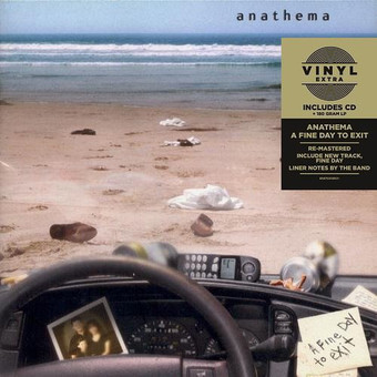 VINIL Universal Records Anathema - A Fine Day To Exit (Remastered)