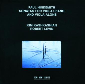 VINIL ECM Records Kim Kashkashian: Hindemith Sonatas