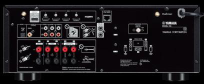 Receiver Yamaha RX-V4A