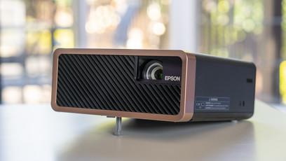 Videoproiector Epson EF-100B Negru