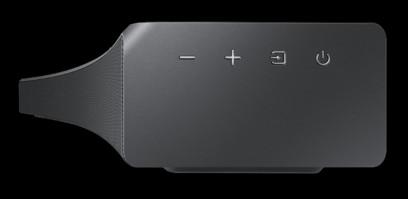 Soundbar Samsung - HW-MS6500/EN, negru