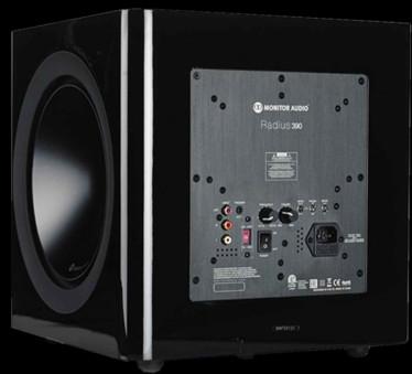 Boxe Monitor Audio Radius 380