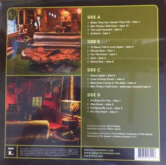 VINIL Universal Records Elvis Presley - Way Down In The Jungle Room